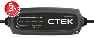 CTEK CT5 POWERSPORT